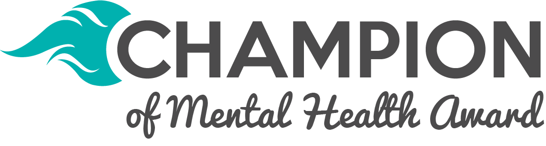 2018 Champion of Mental Health Awards