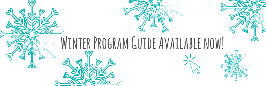 Winter 2017/18 Program Guide Available