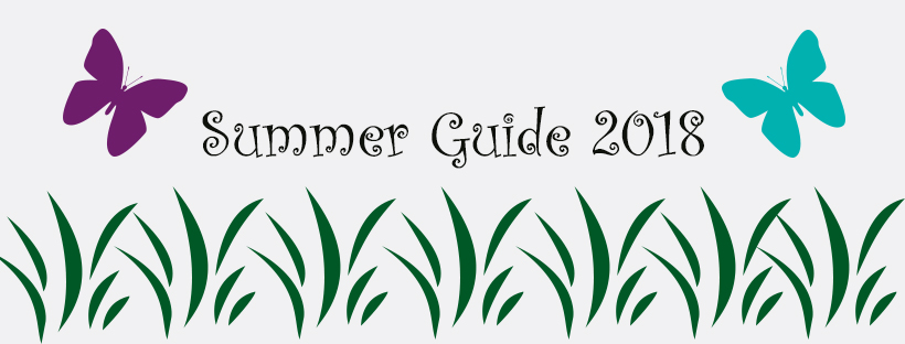 Summer 2018 Program Guide Available
