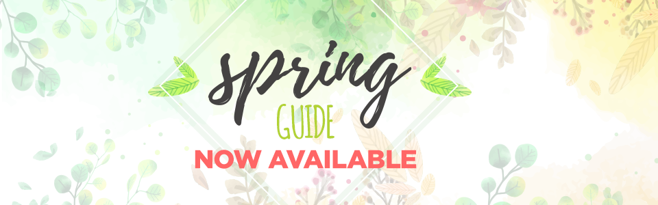 Spring Guide 2019 Web Banner