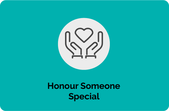 Honour someone special by donating to CMHA Middlesex