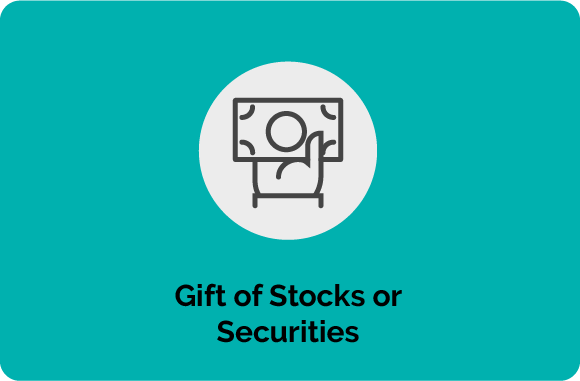 Gift CMHA Middlesex Stocks or Securities