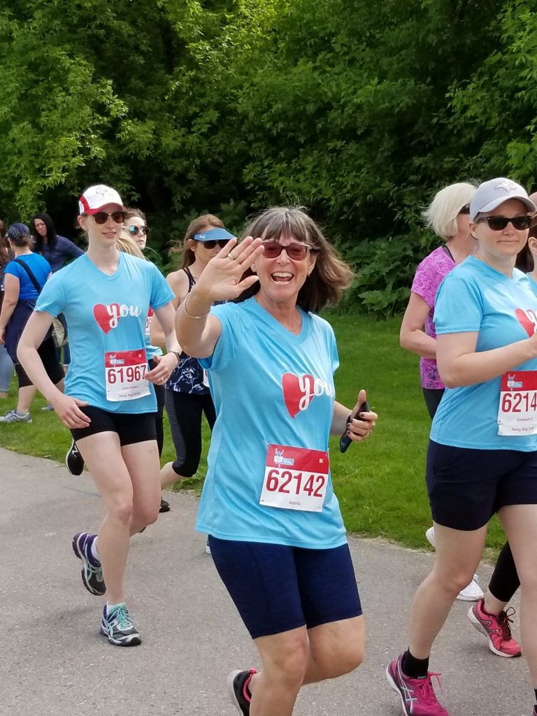 Run for Women Photo 2019