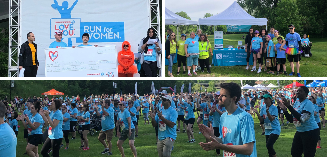Run for Women June 2019 Web Banner