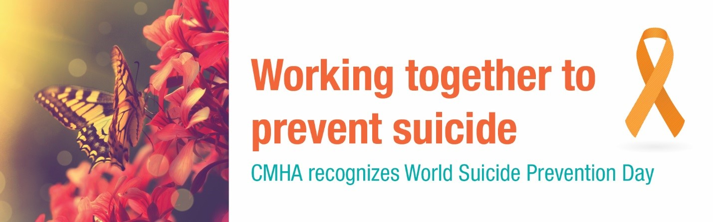 World Suicide Prevention Day Web Banner