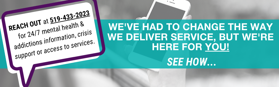 COVID-19 Service Update: We've changed the way we deliver service, but we're here for you!