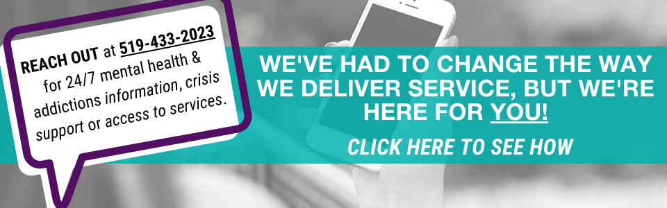 We've had to change the way we deliver service, but we are still here to support you!
