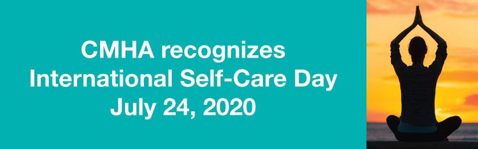 Self Care Day Web Banner