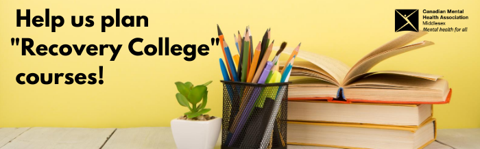 Choose Recovery College Courses