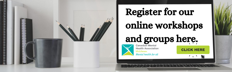 Register for our online workshops and groups here